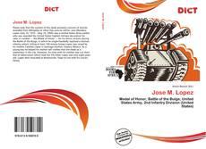 Capa do livro de Jose M. Lopez