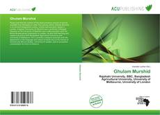 Bookcover of Ghulam Murshid