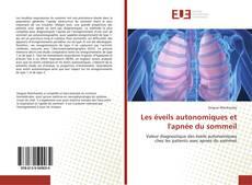 Capa do livro de Les éveils autonomiques et l'apnée du sommeil