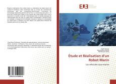 Portada del libro de Étude et Réalisation d'un Robot Marin