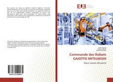 Portada del libro de Commande des Robots GAIOTTO MITSUBISHI