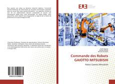 Обложка Commande des Robots GAIOTTO MITSUBISHI