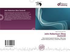 Couverture de John Robertson (New Zealand)
