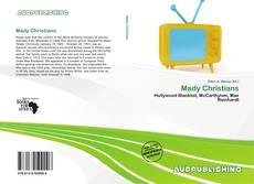 Portada del libro de Mady Christians