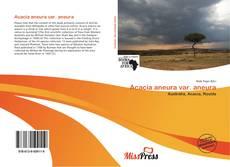 Bookcover of Acacia aneura var. aneura