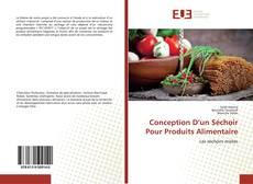 Portada del libro de Conception D'un Séchoir Pour Produits Alimentaire