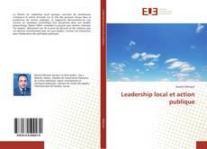 Bookcover of Leadership local et action publique