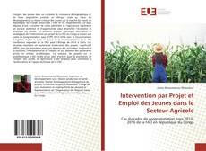 Intervention par Projet et Emploi des Jeunes dans le Secteur Agricole的封面