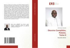 Portada del libro de Oeuvres Complètes, Poésies