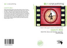Louis V. Arco kitap kapağı