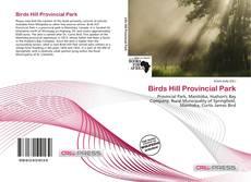 Portada del libro de Birds Hill Provincial Park