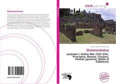 Обложка Domnentiolus