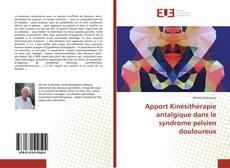 Обложка Apport Kinésithérapie antalgique dans le syndrome pelvien douloureux