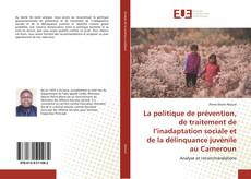 Copertina di La politique de prévention, de traitement de l'inadaptation sociale et de la délinquance juvénile au Cameroun