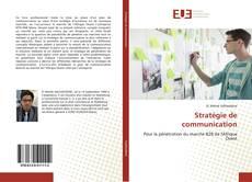 Couverture de Stratégie de communication