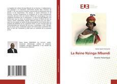 Capa do livro de La Reine Nzinga Mbandi