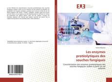Bookcover of Les enzymes protéolytiques des souches fongiques