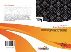 Portada del libro de Luis Rubiales