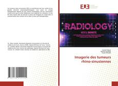 Bookcover of Imagerie des tumeurs rhino-sinusiennes