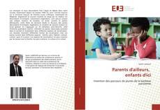 Bookcover of Parents d'ailleurs, enfants d'ici