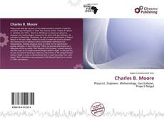 Bookcover of Charles B. Moore