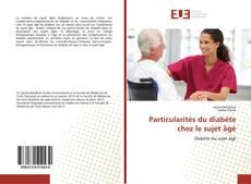 Capa do livro de Particularités du diabète chez le sujet âgé