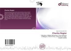 Portada del libro de Charles Rogier