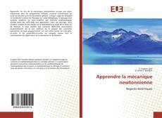 Bookcover of Apprendre la mécanique newtonnienne