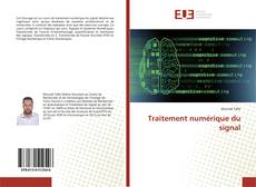 Traitement numérique du signal kitap kapağı