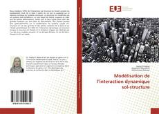 Обложка Modélisation de l'interaction dynamique sol-structure