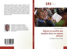 Capa do livro de Églises et conflits des couples dans un espace africain