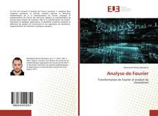 Borítókép a  Analyse de Fourier - hoz