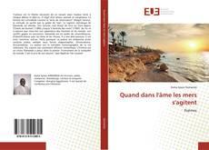 Capa do livro de Quand dans l'âme les mers s'agitent