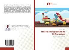 Bookcover of Traitement logistique de l'information