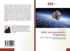 Bookcover of GNSS : De la Généralité à l'Exploitation
