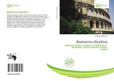 Bookcover of Baduarius (Scythia)
