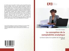 Couverture de La conception de la comptabilité analytique
