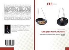 Обложка Obligations structurées: