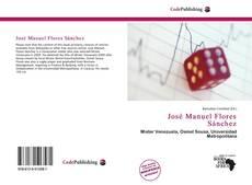 Portada del libro de José Manuel Flores Sánchez