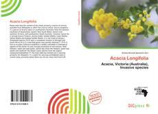 Обложка Acacia Longifolia