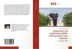 Обложка Préparation à la certification PMP® 1300 questions avec réponses.