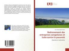 Bookcover of Redressement des entreprises congolaises et lutte contre la pauvreté