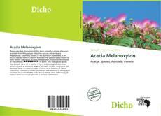 Обложка Acacia Melanoxylon