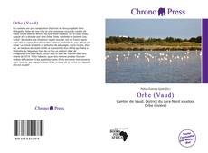 Buchcover von Orbe (Vaud)