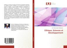 Обложка Ethique, Sciences et Développement