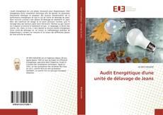 Bookcover of Audit Energétique d'une unité de délavage de Jeans