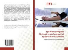 Bookcover of Syndrome d'Apnée Obstructive du Sommeil et Hypertension Artérielle