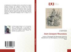 Bookcover of Jean-Jacques Rousseau