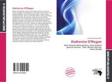 Bookcover of Katherine O'Regan