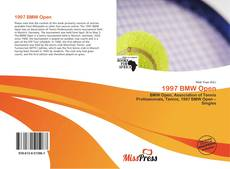Bookcover of 1997 BMW Open